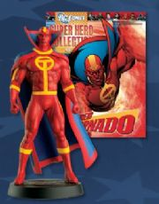 Eaglemoss DC Comics Super Hero Figurine Collection #048 Red Tornado